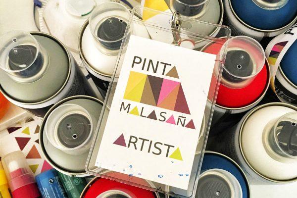 Pinta Malasaña, arte contemporáneo, graffiti