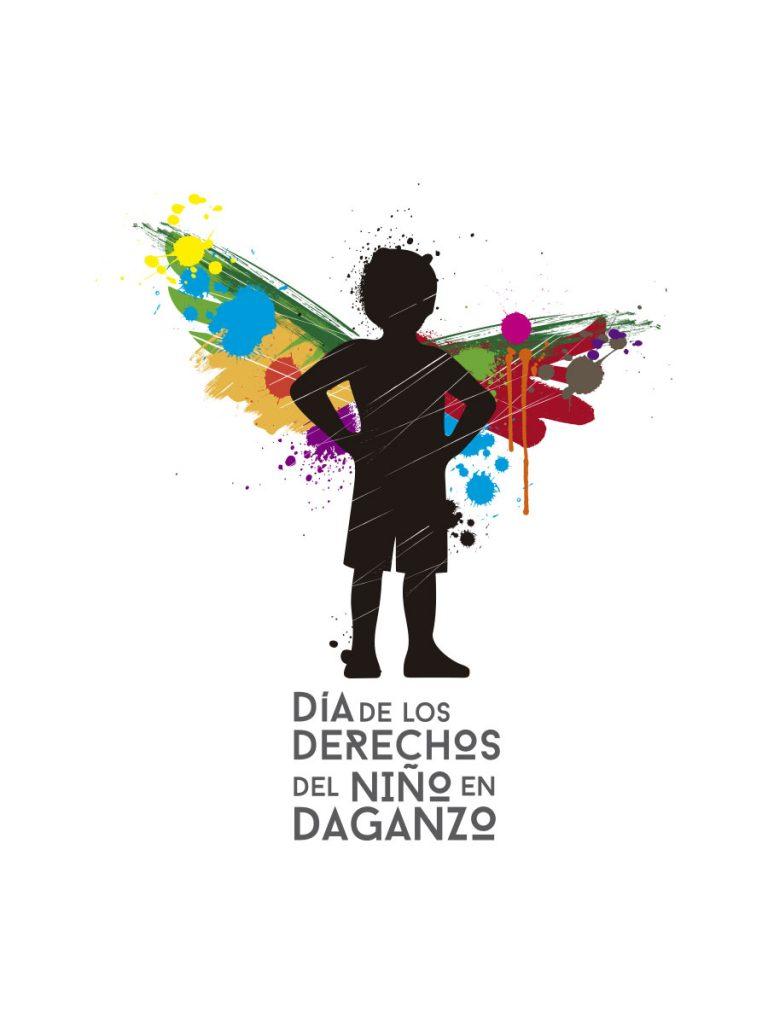Logotipo vencedor para el concurso Día del niño logotipo de Danieru San, en Daganzo de Arriba, Madrid